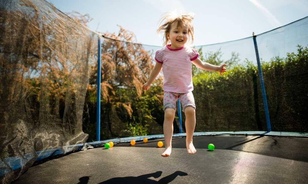Are Trampolines Safe for 3 Year Olds A Parent Dilemma Finally Answered