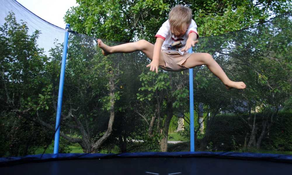 Stamina 36-Inch Folding Trampoline Review